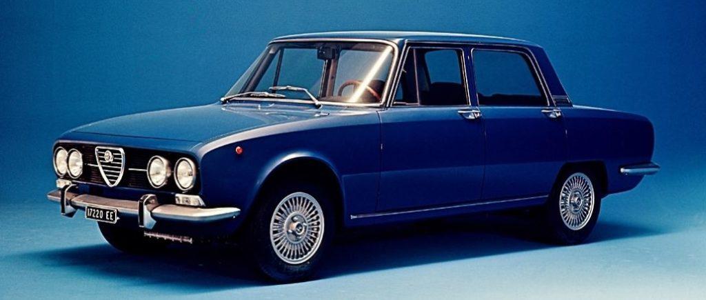 Alfa Romeo 2000 1