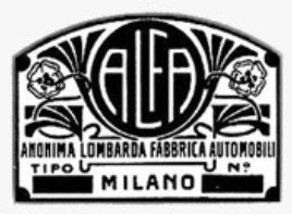 Logo Alfa Romeo 1870
