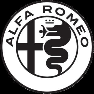Logo Alfa Romeo Noir Et Blanc